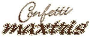 logo Confetti Maxtris